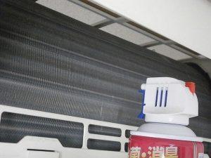 エアコン 掃除 スプレー06