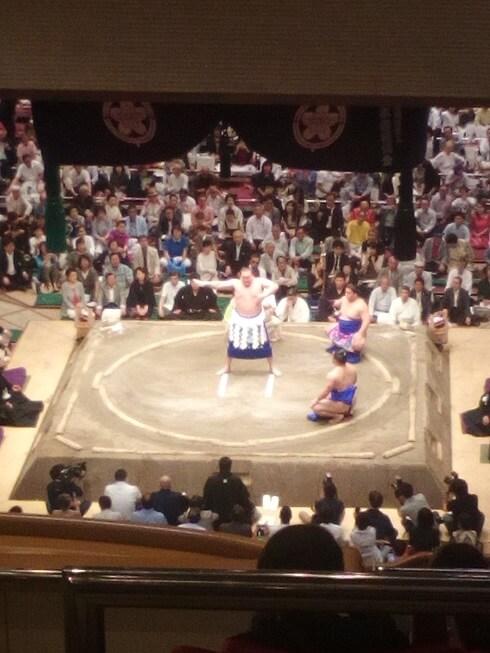 相撲両国11