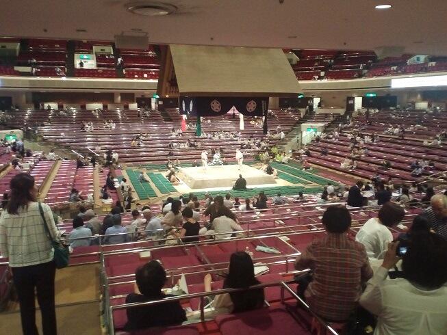相撲両国10