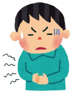 熱中症で下痢や腹痛が起こる原因...