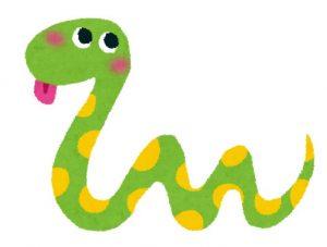 蛇占い01