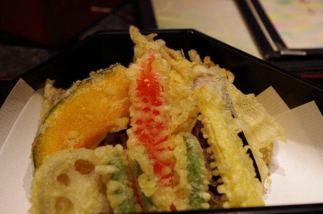ひな祭り 天ぷら