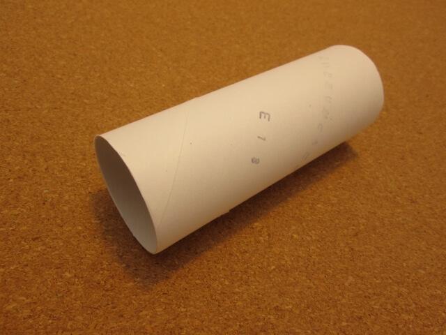 トイレットペーパー 芯 サイズ
