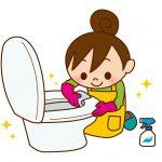 トイレ 黒ずみ 洗剤